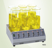 MULTI POSITION MAGNETIC STIRRERS - MTOPS